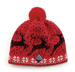Kautokeino Cap - Red & White